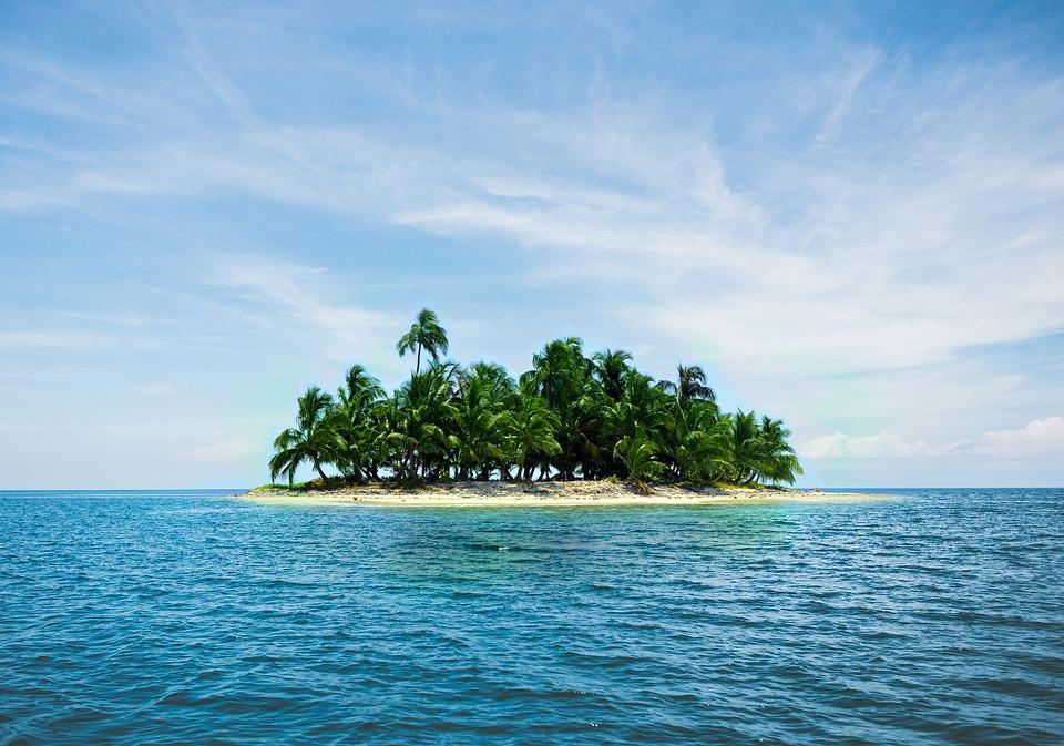 eerie island