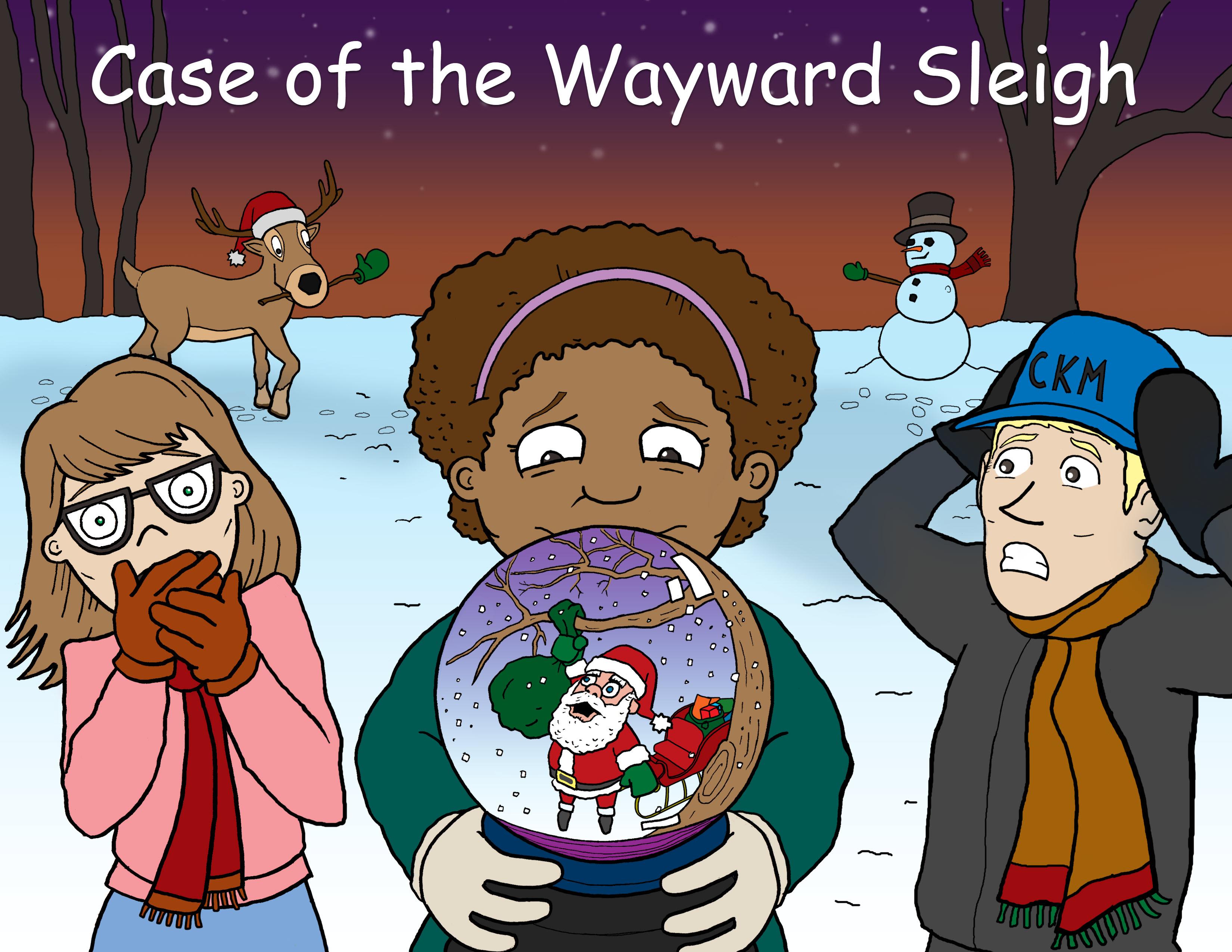 Wayward Sleigh v1